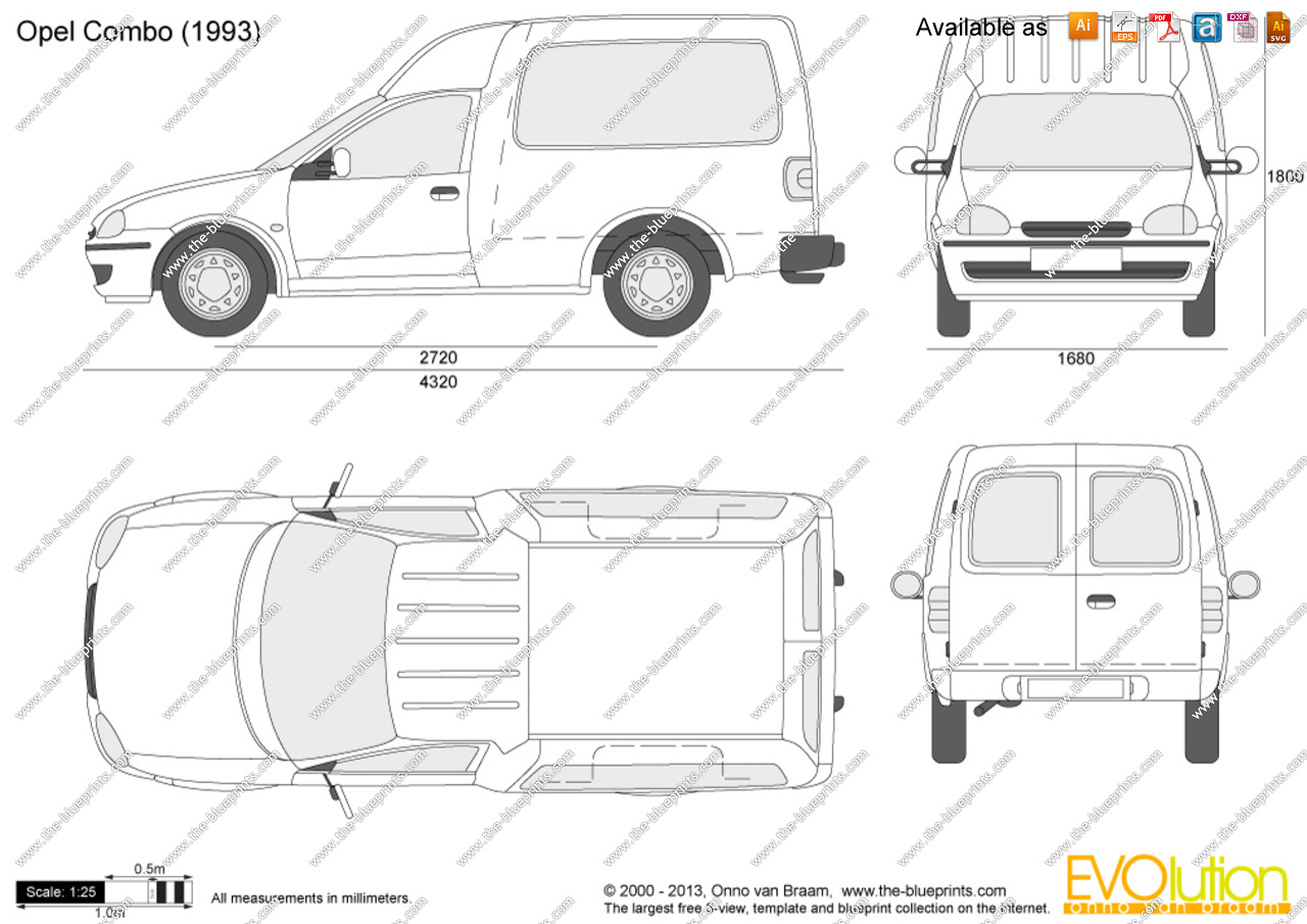 Opel Combo Pictures Information And Specs