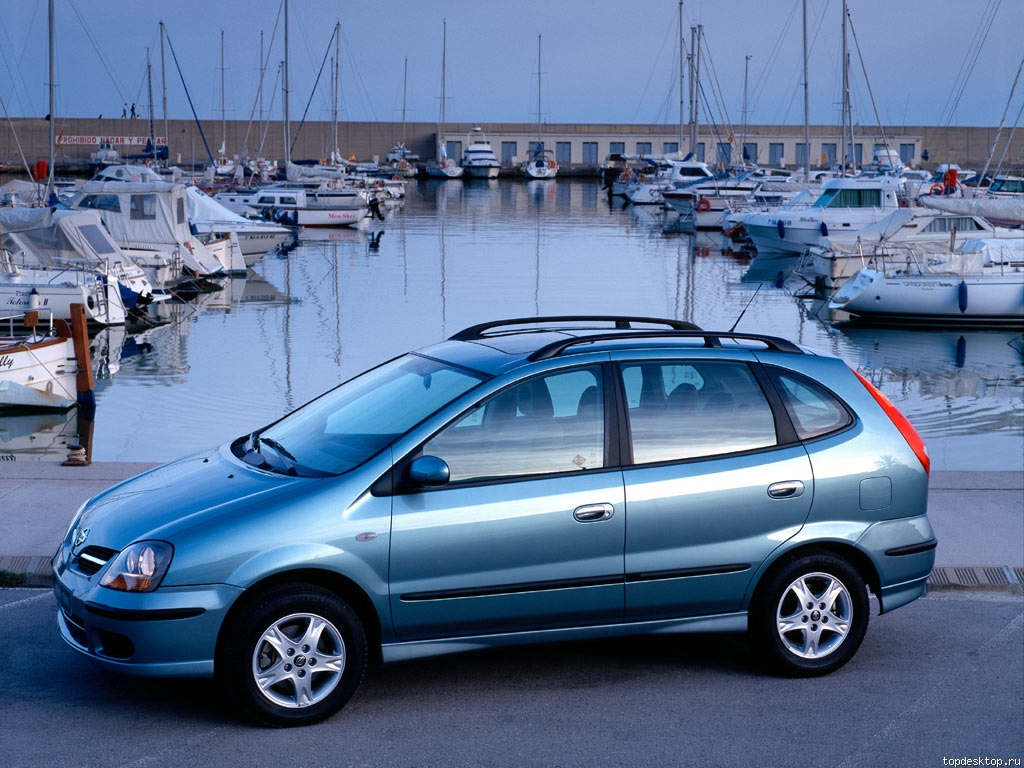 Nissan Almera Tino Pictures Information And Specs