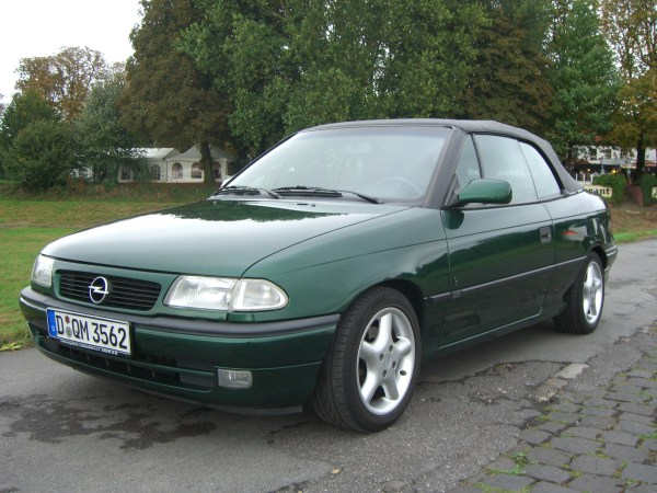 1995 Opel Astra f – pictures, information and specs - Auto ...