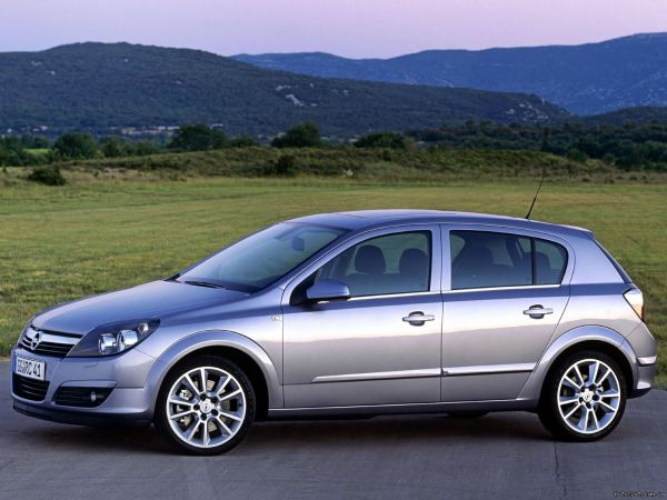 2004 Opel Astra h – pictures, information and specs - Auto ...