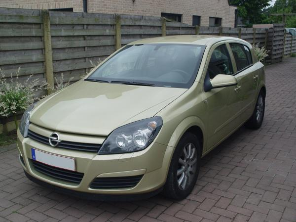 2006 Opel Astra h – pictures, information and specs - Auto ...