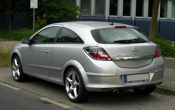 2011 Opel Astra h – pictures, information and specs - Auto ...