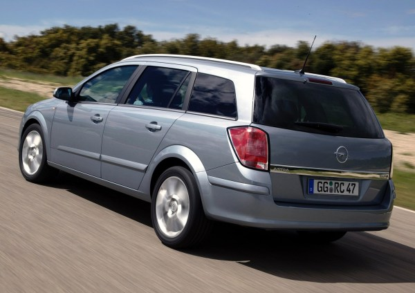2010 Opel Astra h caravan – pictures, information and ...