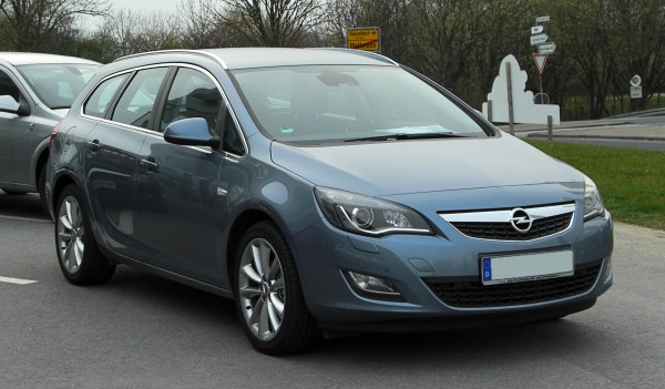 2011 Opel Astra j – pictures, information and specs - Auto ...