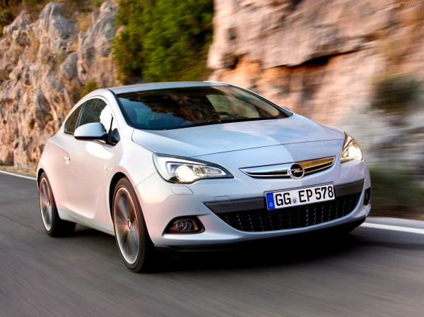 2011 Opel Astra j gtc – pictures, information and specs ...
