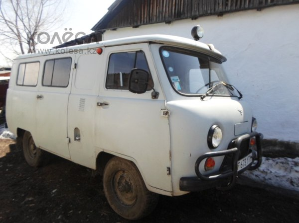 2000 Уаз Уаз 452 – pictures, information and specs - Auto ...