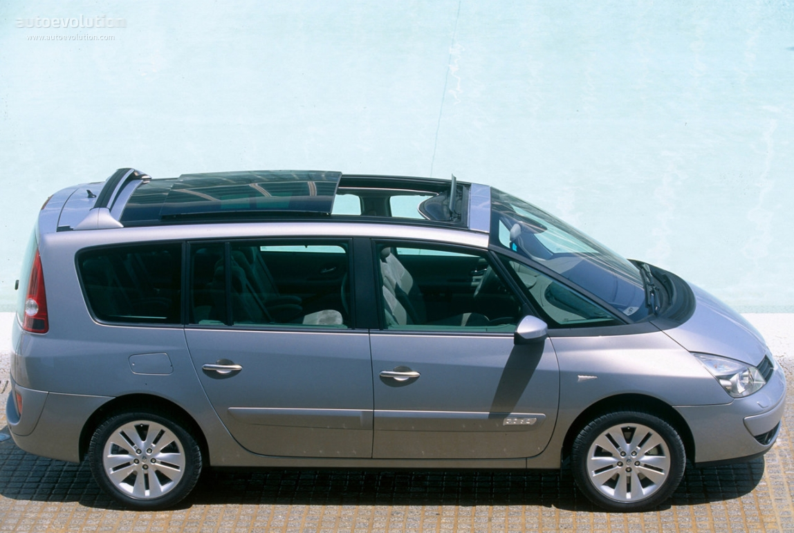 2004 renault grand espace iv pictures