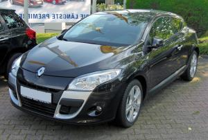 2009 Renault Megane iii coupe – pictures, information and