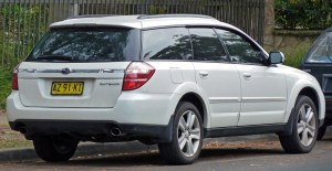 2007 Subaru Legacy outback iii – pictures, information and