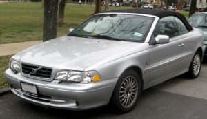 2000 Volvo C70 convertible – pictures, information and