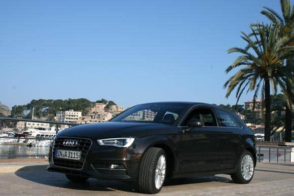 Audi A3, Fahrveranstaltung Mallorca (Auto-Diva)