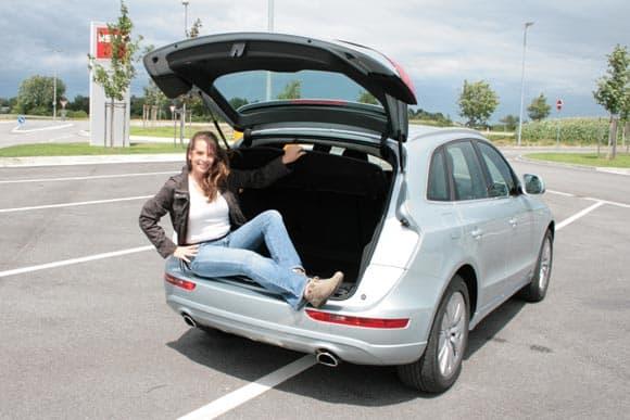 Audi Q5 quattro Hybrid