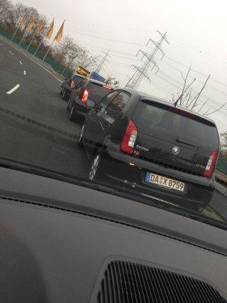 Fahrtraining Skoda Citigo