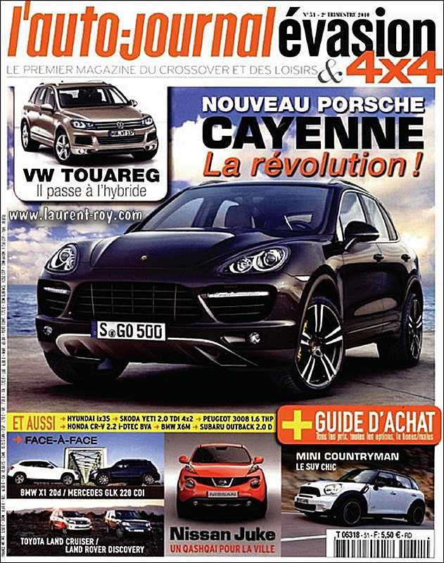 auto journal magazine