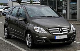 mercedes classe b essence automatique