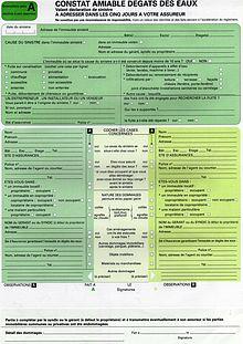 lettre de résiliation assurance auto