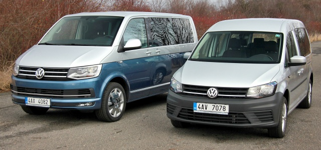 test volkswagen t6 volkswagen caddy maxi. Black Bedroom Furniture Sets. Home Design Ideas