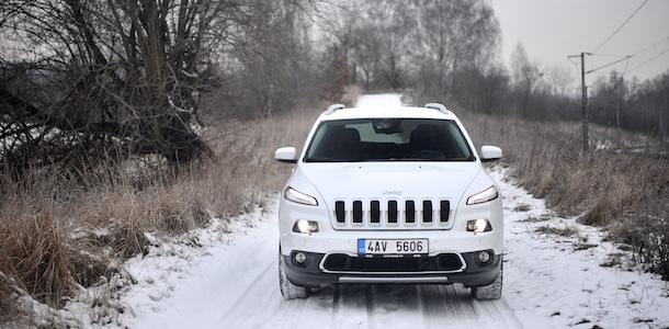 Test Jeep Cherokee