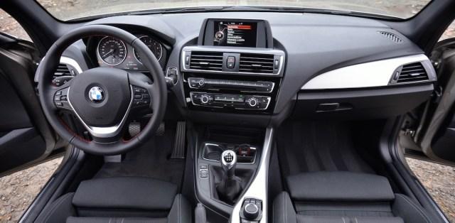 Test BMW 118i (2)