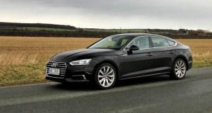 Test Audi A5 Sportback 2.0 TDI 140 kW S tronic
