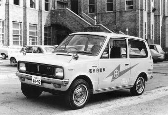 01 Minica Van EV