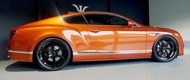 Bentley Continental 7