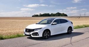 Test Honda Civic 1.0 VTEC Turbo