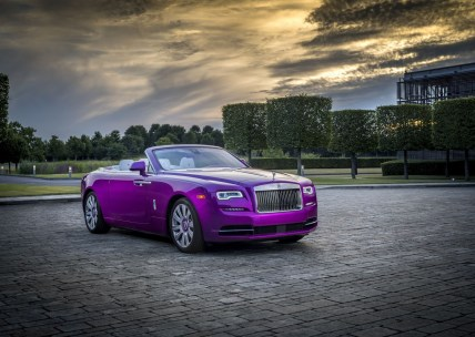 Rolls-Royce Dawn Michael Fux