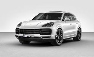 2018-Porsche-Cayenne-Turbo-frankfurt-2017- (1)