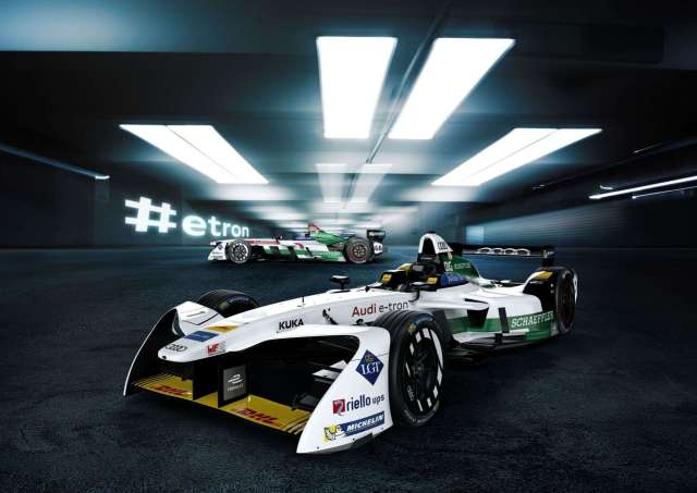 Audi-Formule-E