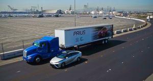 Toyota: kamion Project Portal