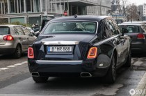 rolls royce phantom 4
