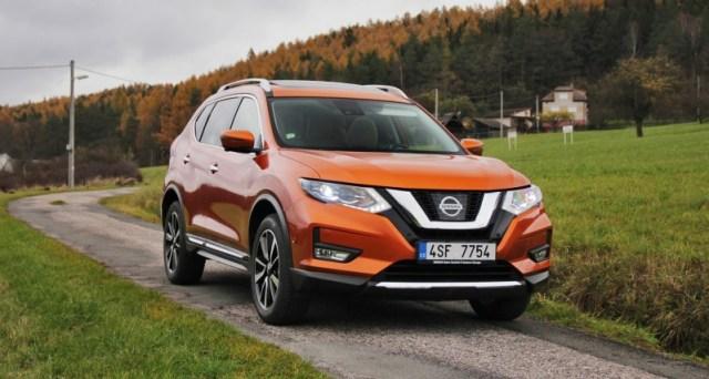 Nissan X Trail Test