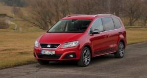 Test SEAT Alhambra 2.0 TDI 135 kW 4Drive DSG