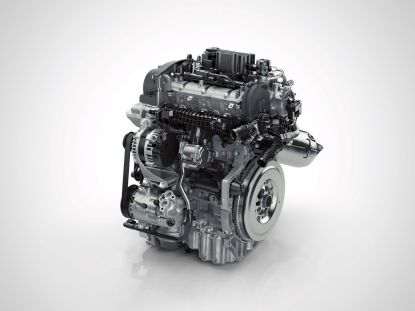 168208_Drive-E 3-cylinder Petrol engine front