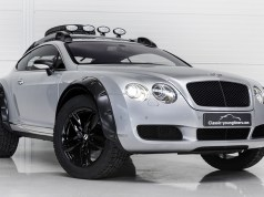 "Bentley Continental GT ""Off road"""