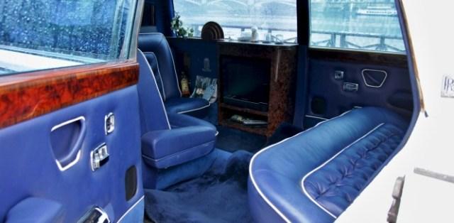 Rolls-Royce Silver Wraith Hooper