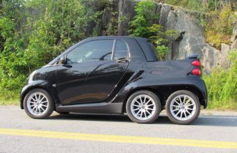 Smart ForTwo 6×6