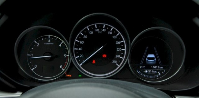 Test Mazda CX-5 2.2 SkyActive AWD