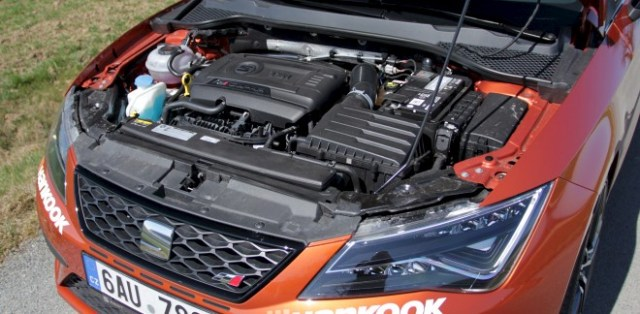 Test SEAT Leon ST Cupra 300 4Drive DSG (2018)