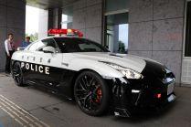 Nissan gtr policie (8)