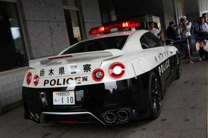 Nissan gtr policie (9)