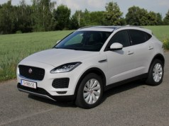 Test Jaguar E-Pace D180 AWD