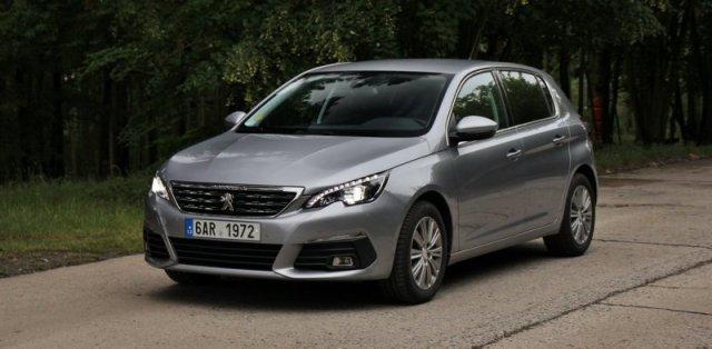 Test Peugeot 308 1.5 BlueHDi