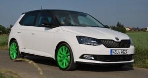 Test Škoda Fabia Edition R5 1.4 TSI DSG