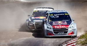 0Lead_T.Hansen_WorldRX_2018_Holjes_Day3_action-0303