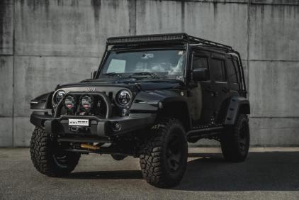 jeep rubicon 1