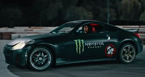 maura-higgins-monster-energy-drift-video