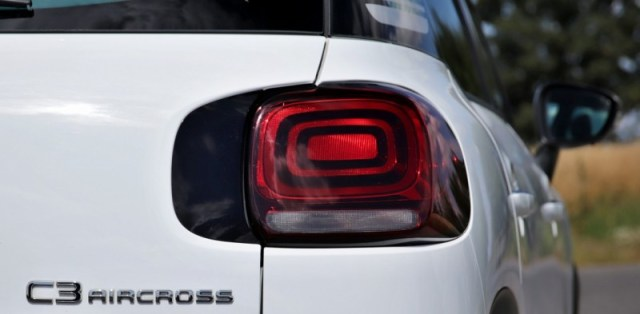 Test Citroën C3 Aircross 1,2 PureTech 110
