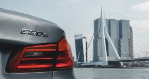 BMW-Rotterdam-Electric-City-Drive